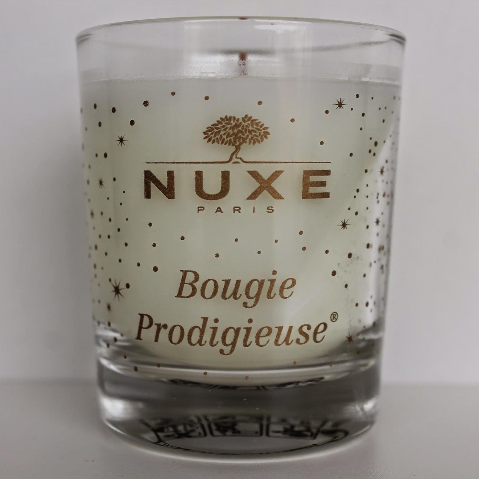 Bougie Prodigieuse Nuxe