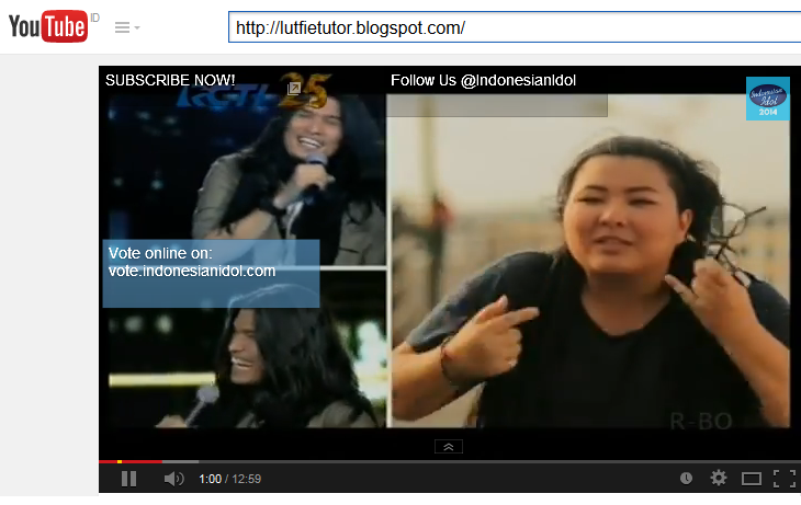 Indonesian Idol Di Youtube