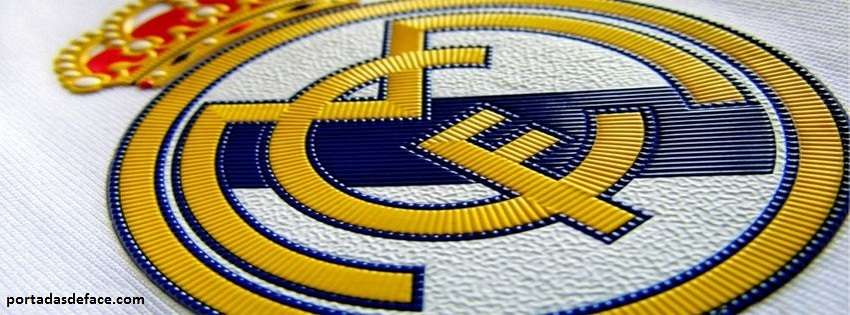 Portadas para Facebook club Real Madrid