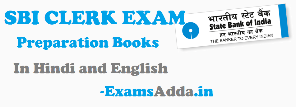 SBI Clerk Exam 2015 - Best preparation books in English And Hindi