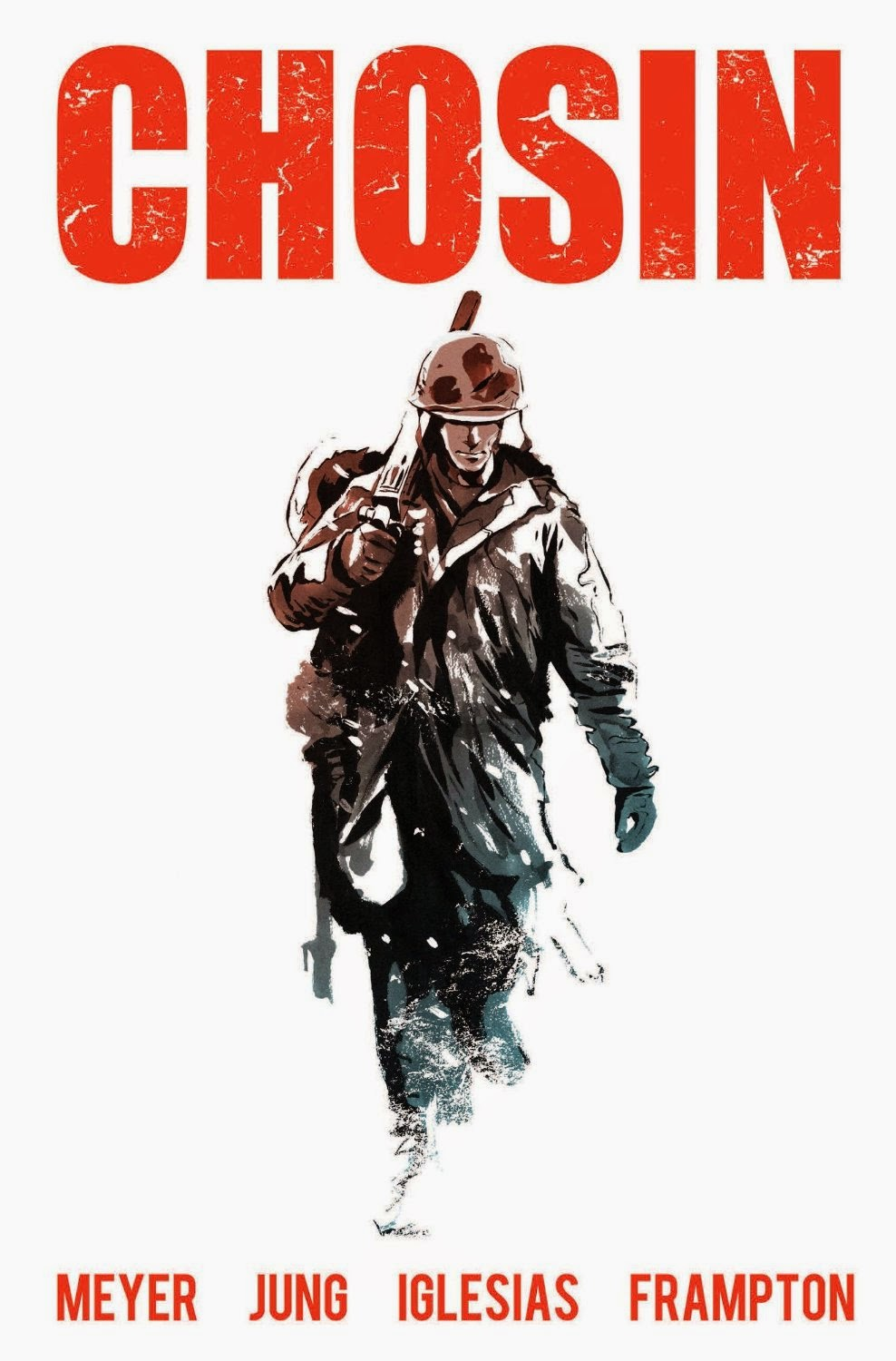 Chosin, the graphic novel