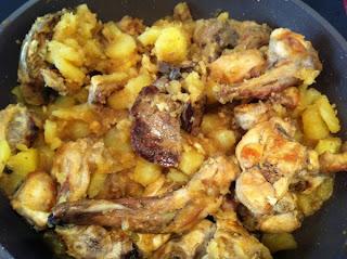 ¿qué Hago De Comer Hoy?: Gazpacho Y Conejo En Pebre