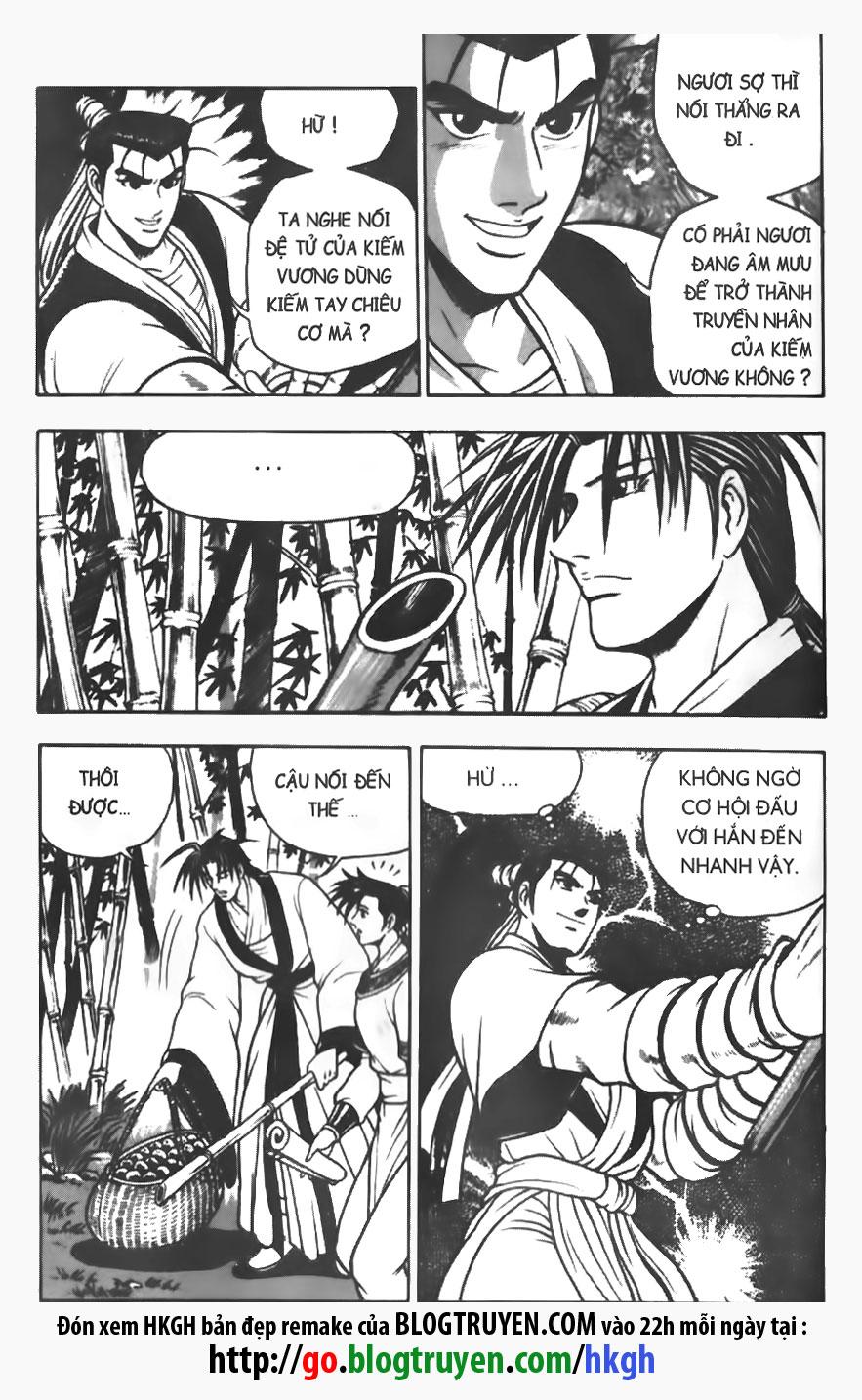 Hiệp Khách Giang Hồ chap 75 page 10 - IZTruyenTranh.com