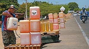 FEIJOO COLOMINE / Se colombianizan los combustibles contrabandeados desde Venezuela