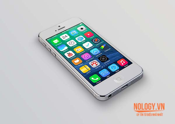 Iphone 5 lock Nhật
