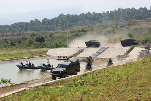 ADMM Plus Tingkatkan Kemampuan Anti Teror Militer ASEAN