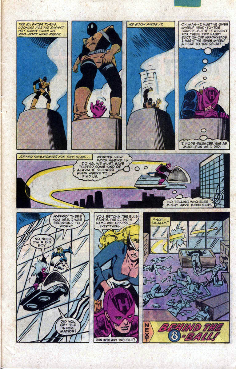 Hawkeye (1983) Issue #2 #2 - English 24