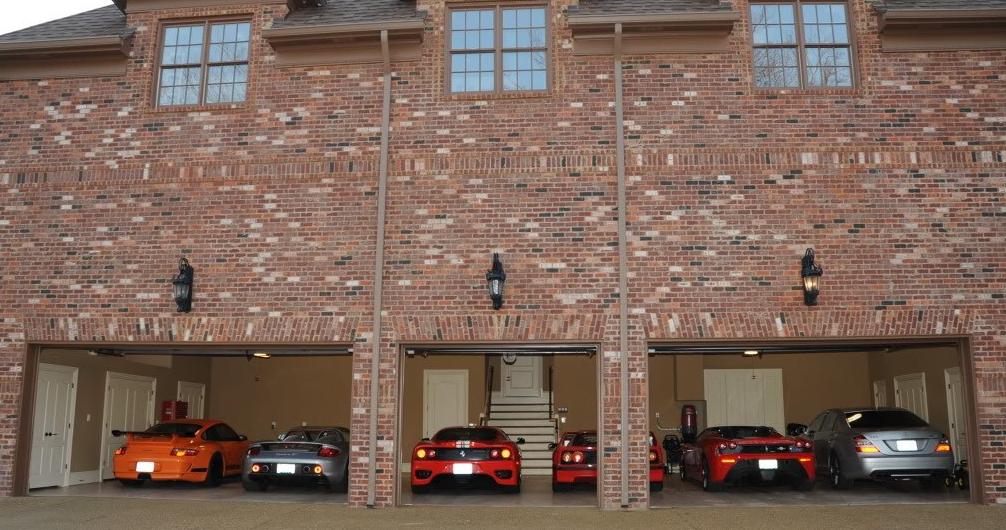 The 5 best amazing car garage photo gallery automotive for Five car garage