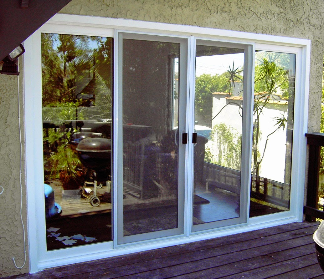 Best exterior sliding glass doors reviews house that love for Door window replacement