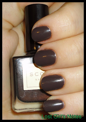 Scotch naturals Hot toddy swatch