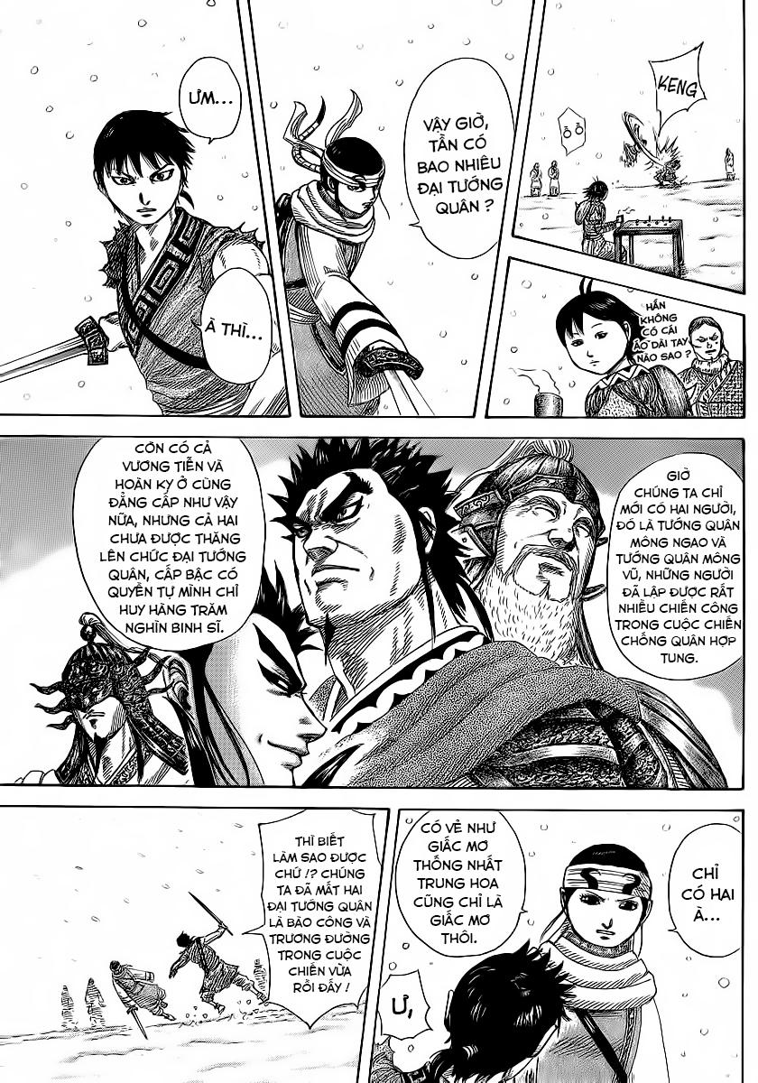 Kingdom - Vương Giả Thiên Hạ Chapter 364 page 13 - IZTruyenTranh.com
