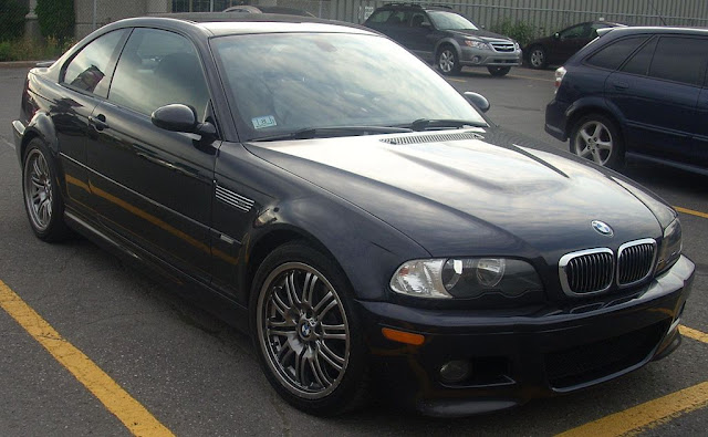 BMW E-M3 new photo