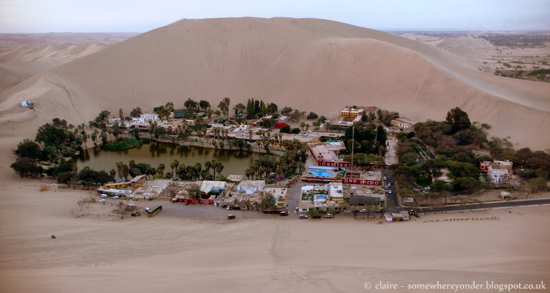 Oasis of Huacachina - Peru