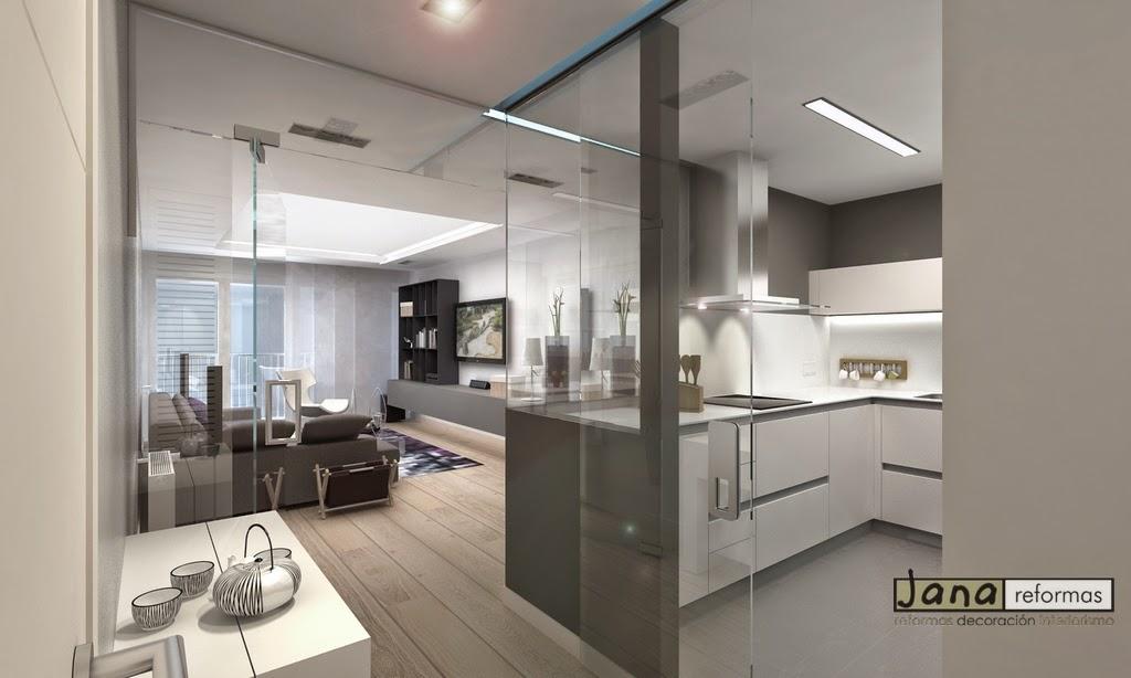 Decandyou ideas de decoraci n y mobiliario para el hogar for Cocina y salon unidos