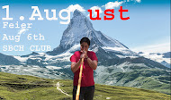 COMING UP - 1st of August Celebration