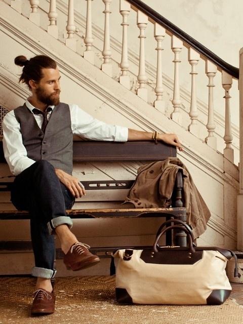 2b9b3898b6 Macho Moda - Blog de Moda Masculina  Dicas para usar Colete Social ...