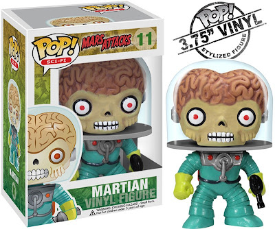 Mars Attacks Pop! Sci-Fi Vinyl Figure by Funko