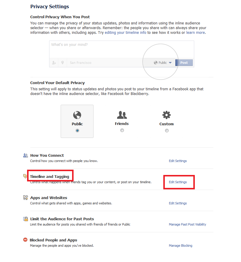 Strong strong facebook privacy/strong settings/strong: what you need to know