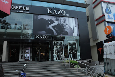 Party Wear and Winter '15 Collection at KAZO image