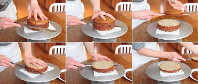 tarta de chocolate fácil paso 2-7