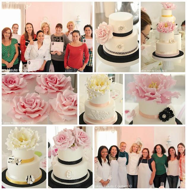 curso de pastelería