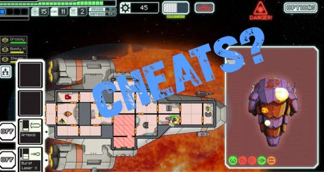 FTL ipad 2 cheats.