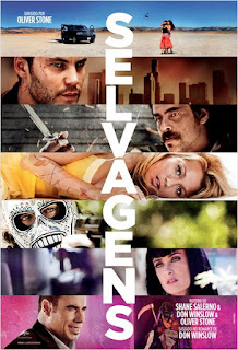 "Poster do  filme ""Selvagens"""