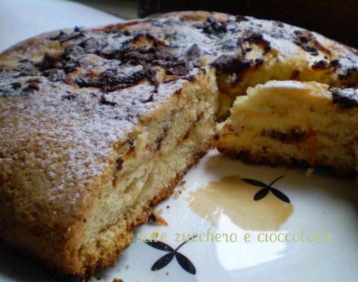 torta di mele ...