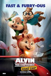 ALVIN AND THE CHIPMUNKS 4 : THE ROAD CHIP