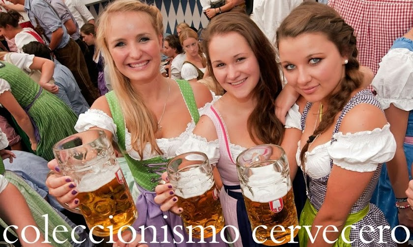 Coleccionismo cervecero