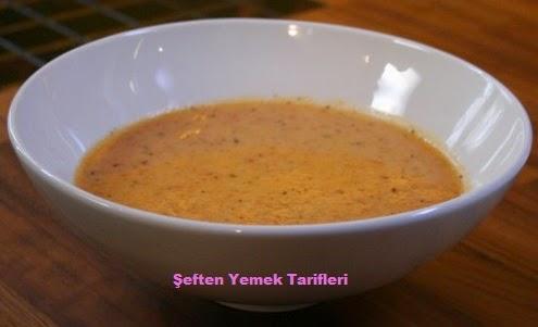 resimli anlatım çorba tarifleri