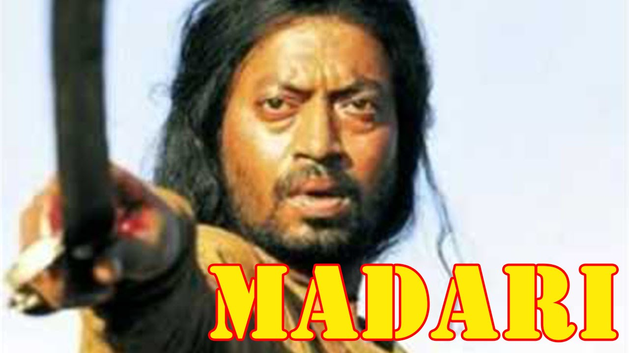 full cast and crew of bollywood movie Madari! wiki, story, poster, trailer ft Irrfan Khan, Jimmy Shergill, Tushar Dalvi