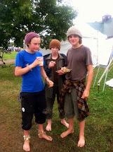 Snap Boys Camping Barefoot Bing