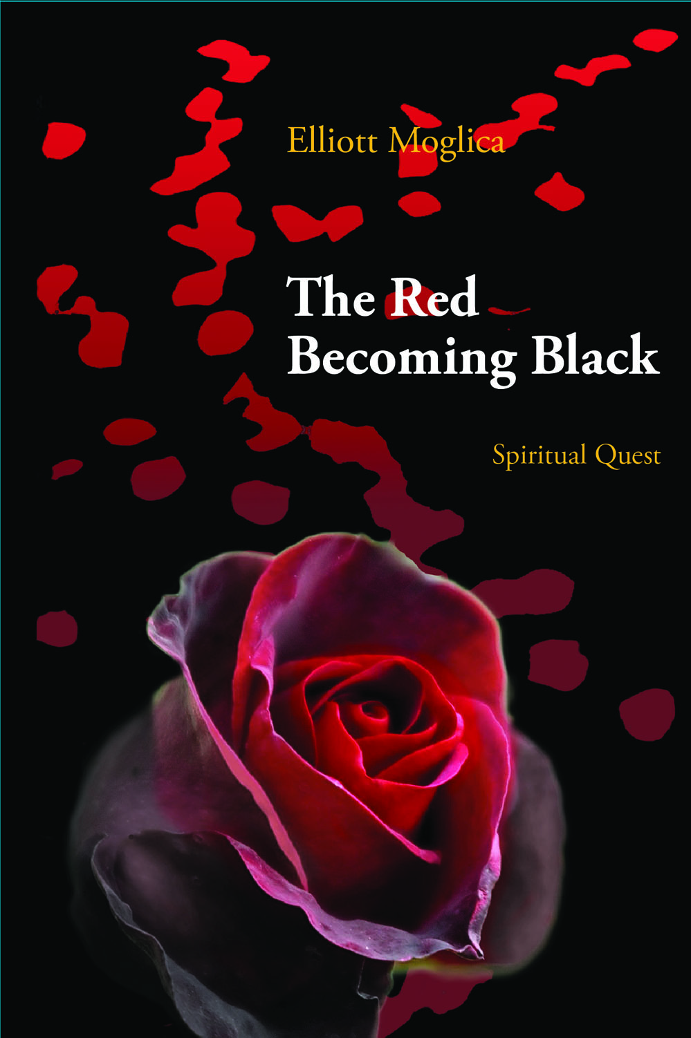 The Red Becoming Black