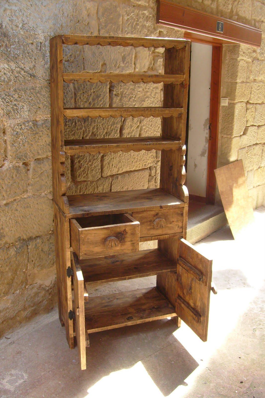 Muebles rusticos antiguos 20170815131106 for Alacenas rusticas baratas