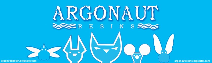 Argonauts Resin