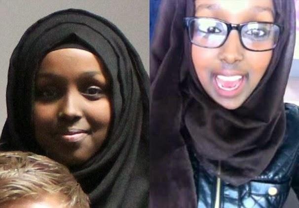 Sawirada gabdho Somali ah oo noqday haweenka ugu halista badan dunida - salma1