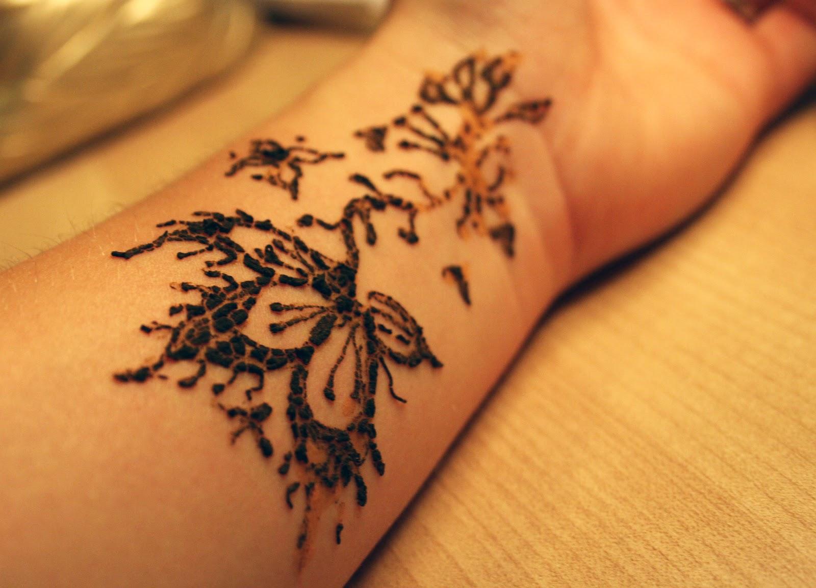 My Love For Stuff Henna Tattoo