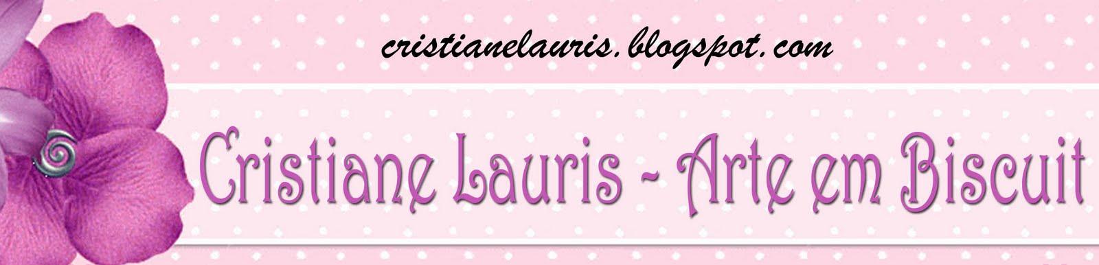 Cristiane Lauris - Arte em Biscuit