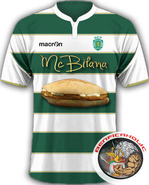 Kit Oficial Sporting 2016
