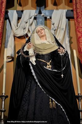Nuestra Madre de la Divina Gracia. Noviembre 2015. León. Foto G. Márquez
