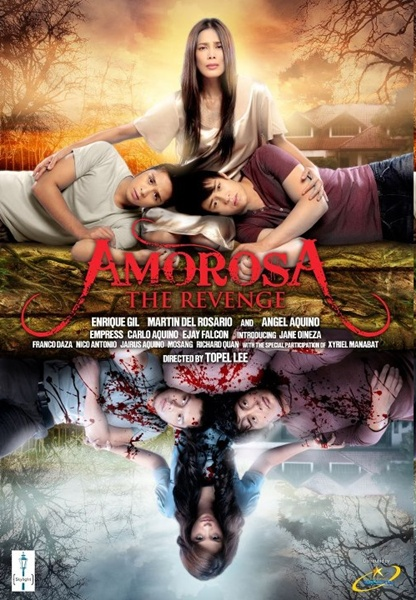 Amorosa: The Revenge Official Poster