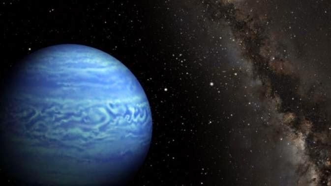Bintang paling sejuk ditemui sama dengan suhu Kutub Utara bumi