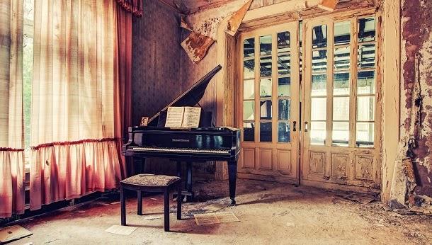 Qual é a origem do piano?
