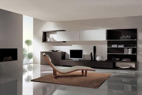 Consejos para decorar una sala moderna ideas para for Mejor programa para disenar muebles