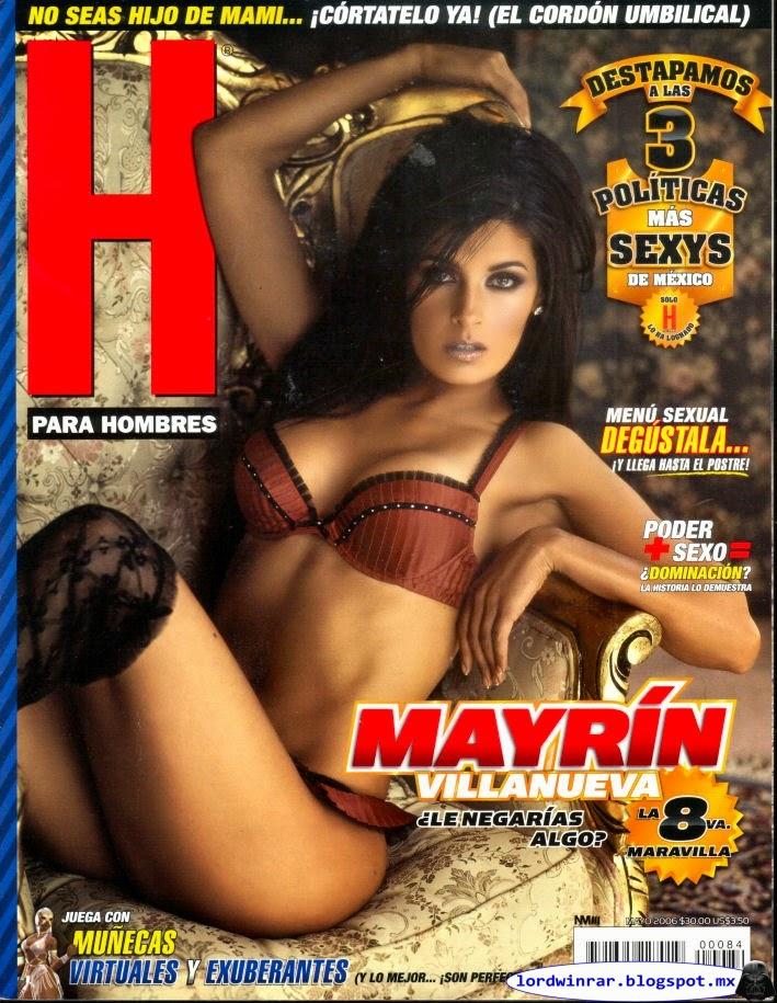 Mayrin Villanueva - H Para Hombres 2006 Mayo (13 Fotos)