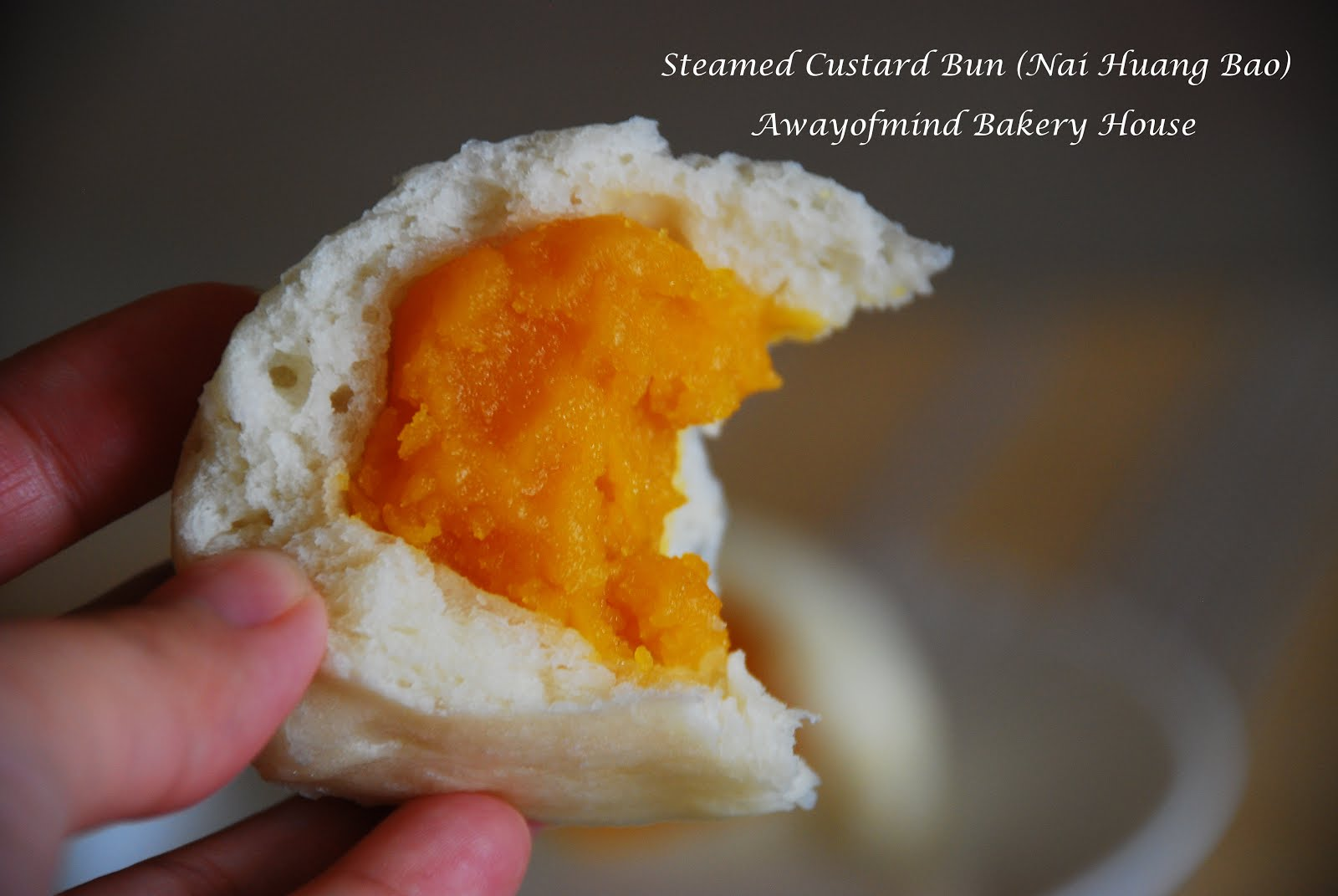 Steamed Custard Bun