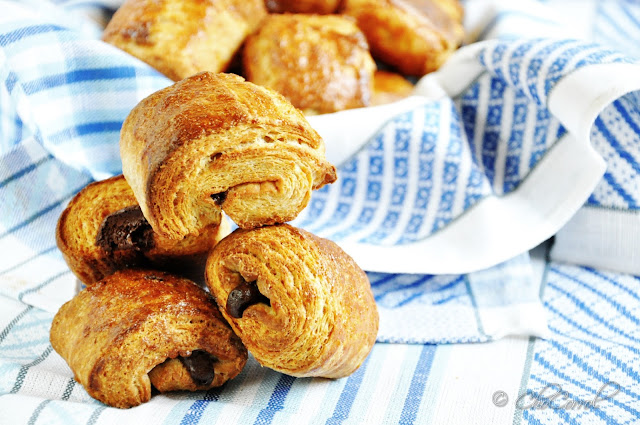 Chocolate Danish Pastry Filling Recipe