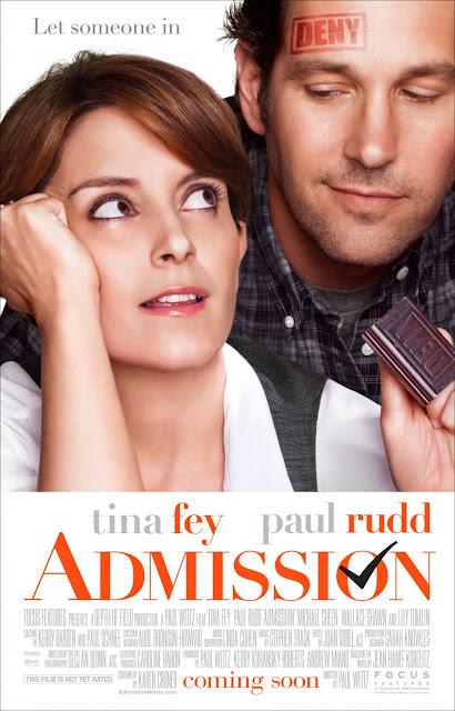 Admission (2013) DvdRip subtitulada FS
