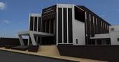 Projeção do novo templo sede IEADPG.